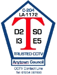 AnytownCouncil TRUSTED CCTV Notification Mark